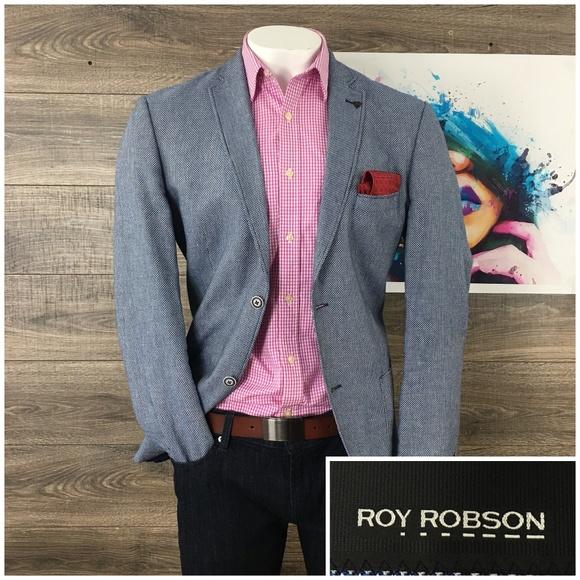 Roy Robson Blazer Uomo